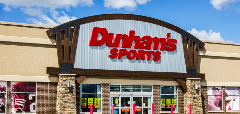graphic regarding Dunhams Coupons Printable called Dunhams Sports activities 20% Off 1 Month to month Expense Product or service - Expires June