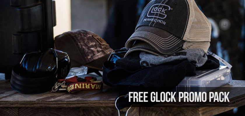 Free Glock Promo Pack - Absolute Shopping