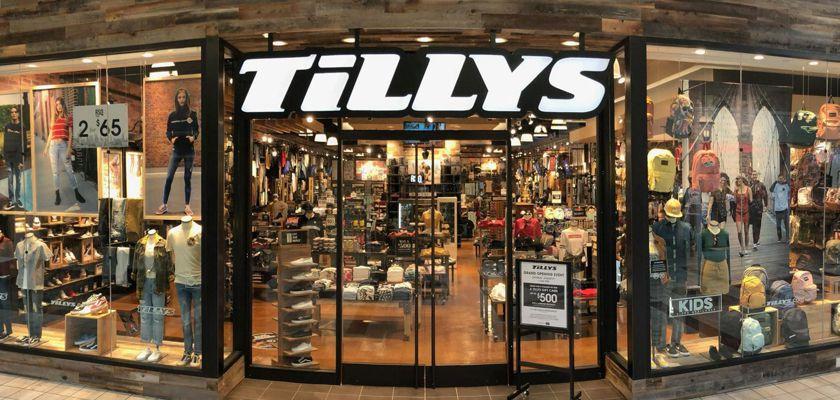 Tillys Coupon