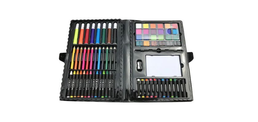 100-Piece Creatology Kids Art Set