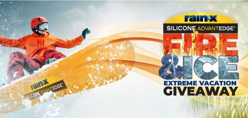2019 Fire & Ice Extreme Vacation Giveaway