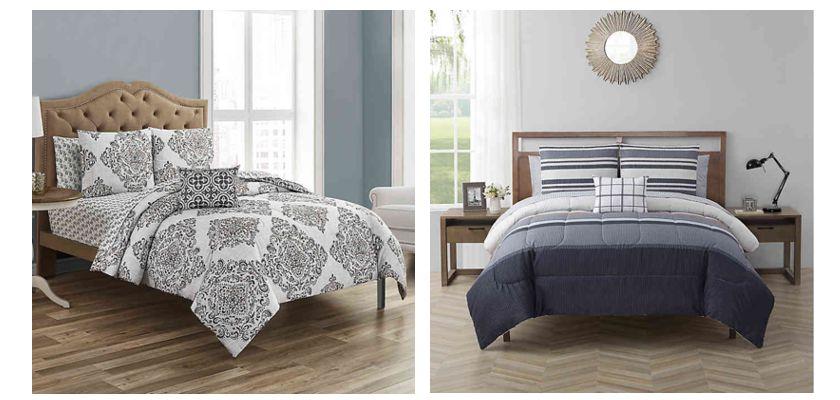 Bed Bath & Beyond 12-Pc Comforters