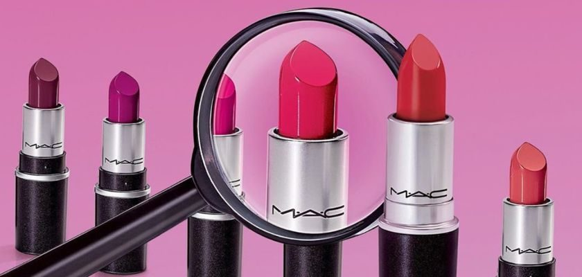 Free MAC Lipstick with Six Empty Containers