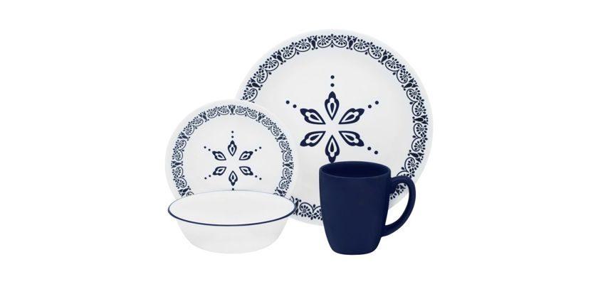 Corelle Florentia 16-piece Dinnerware Set