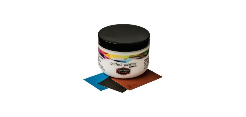 Free Dunn-Edwards Perfect Palette Paint Sampler