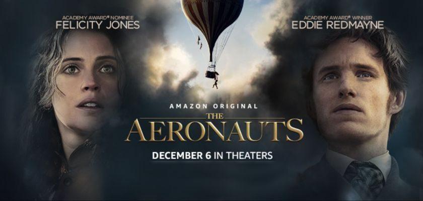 Free Movie Ticket to The Aeronauts