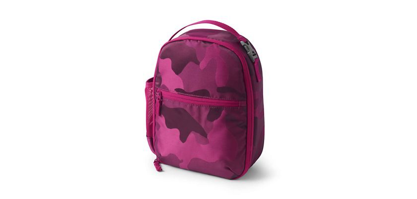 Lands' End Kids Insulated Lunch Box