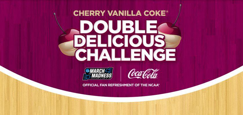 Coca-Cola Double Delicious Challenge Instant Win Game