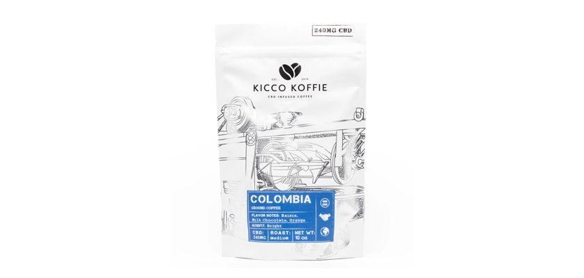 Free Sample of Kicco Koffie Infused Coffee