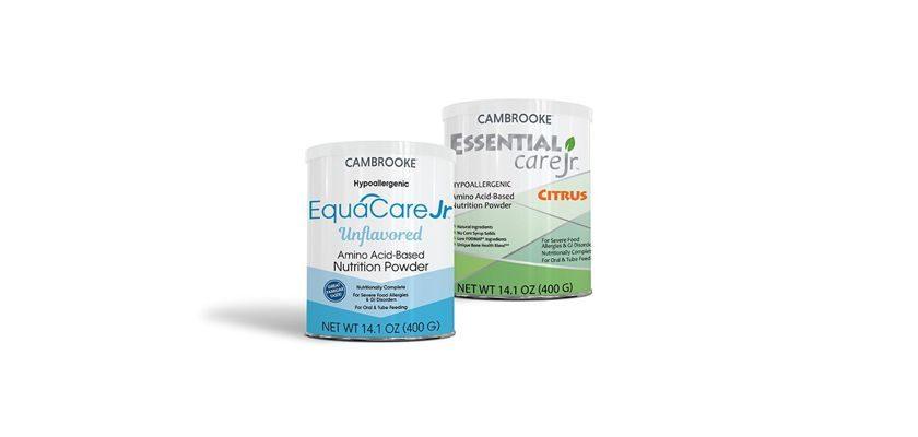 Free Essential Care Jr. or EquaCare Jr Nutritional Supplement for Children Sample