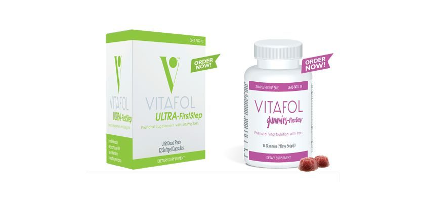 Free Sample of Vitafol Ultra