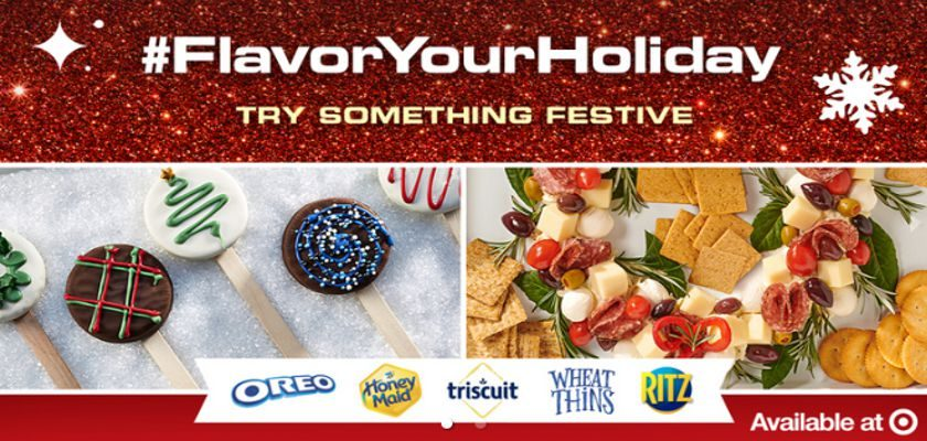 Free Nabisco Snacks Flavor Your Holiday Virtual Party Kit