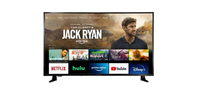 "Insignia 50"" 4K UHD HDR Smart TV"