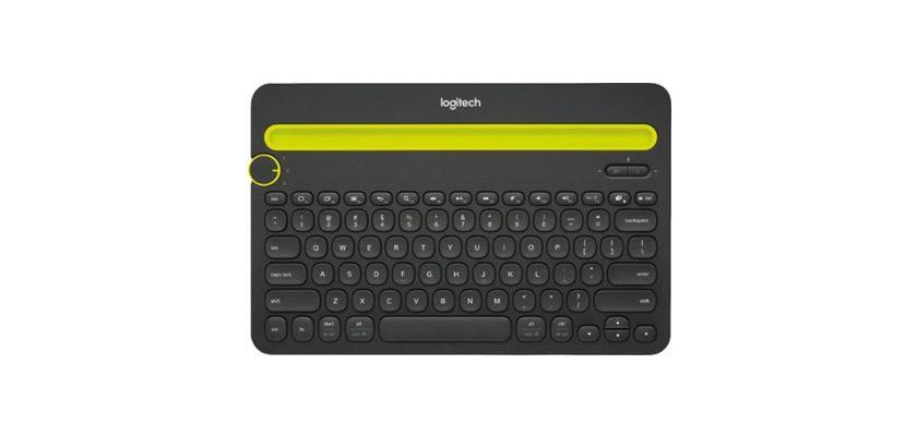 Logitech Bluetooth Multidevice Keyboard