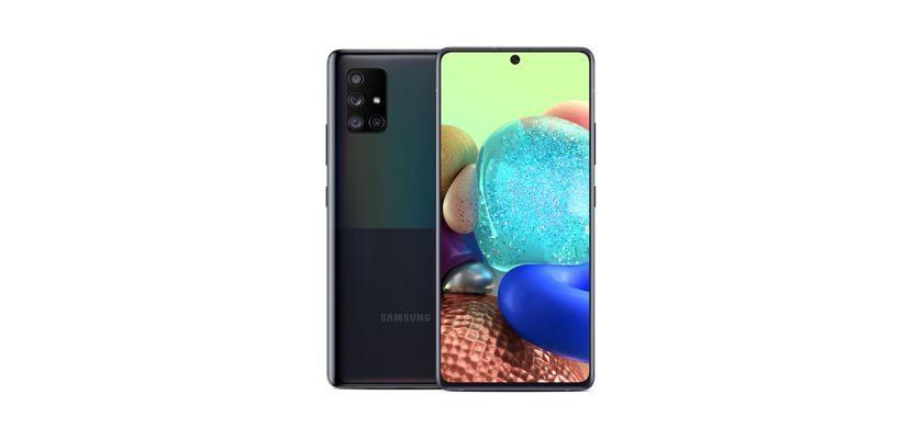 Unlocked Samsung Galaxy A71 5G 128GB Phone