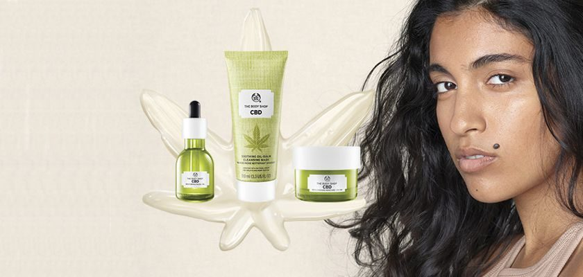 Free CBD Restoring Facial Oil Sample