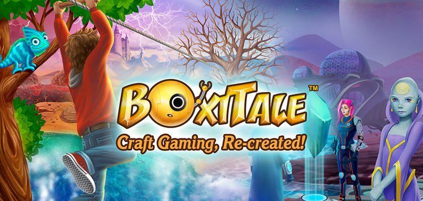 Free Boxitale Adventure Game Night Kit