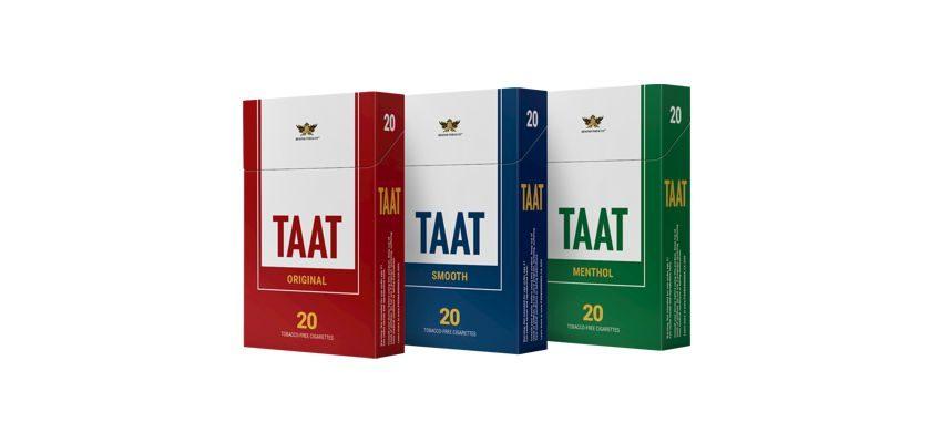Free Pack Of Taat Beyond Tobacco