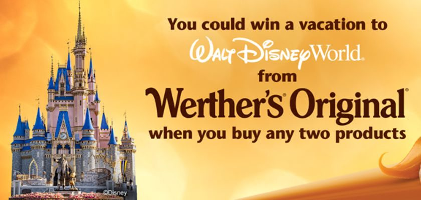 Win Free Walt Disney World Vacation