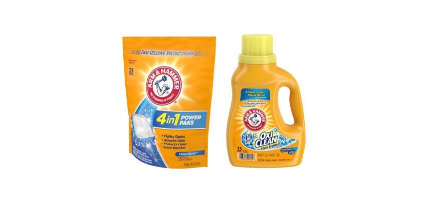 BOGO Free Arm & Hammer Laundry Detergent