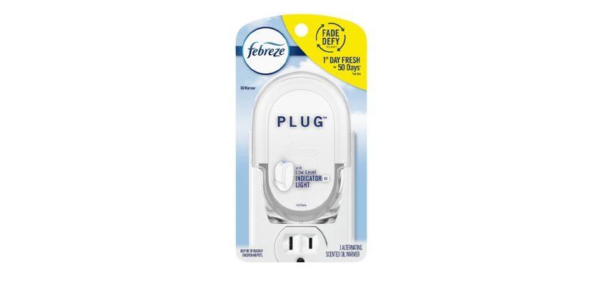 Free Febreze Plug-In at Walgreens