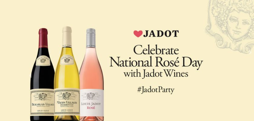 Free Jadot Wines Celebrate National Rose Day Kit