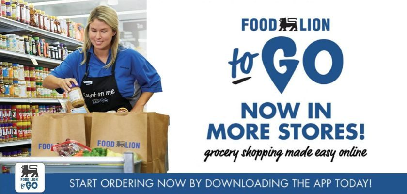 Food Lion Grocery Delivery