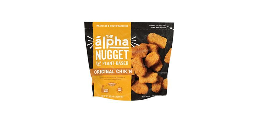 Free Alpha Foods Chik'n Nuggets