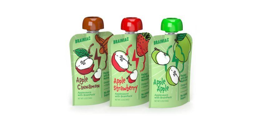 Free Brainiac Applesauce