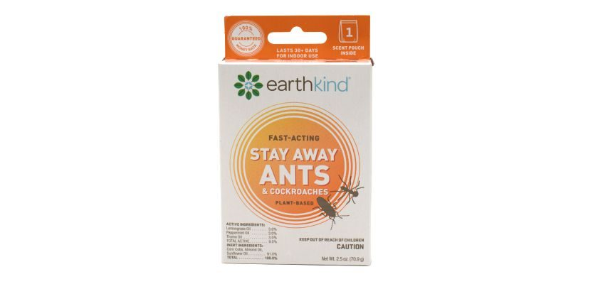 Free EarthKind Stay Away Ants & Cockroach Deterrent