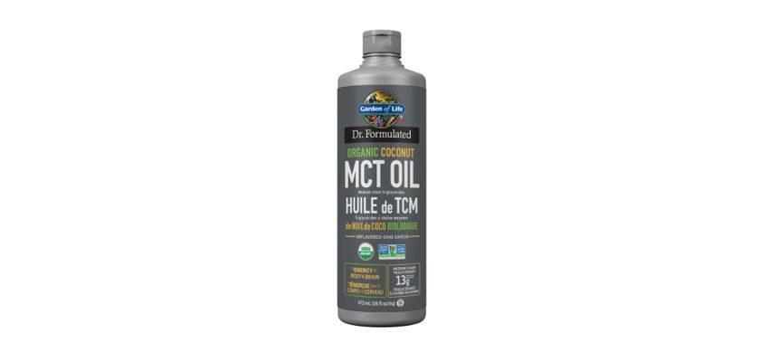 Free Garden of Life Organic MCT Oil
