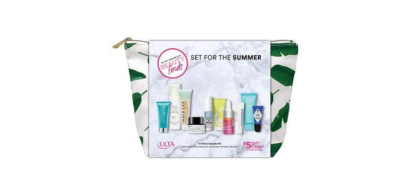 ULTA Beauty 10-Pc Set For The Summer Gift