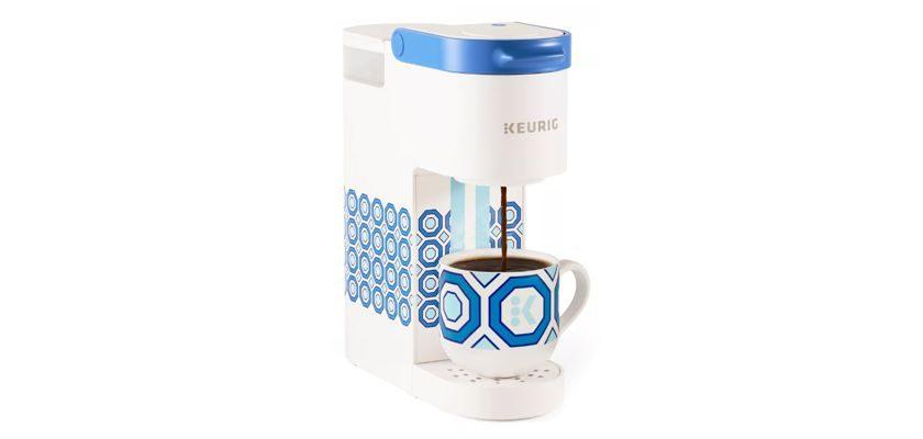 Keurig K-Mini Basic Jonathan Adler Ltd. Ed. Single-Serve K-Cup Pod Coffee Maker