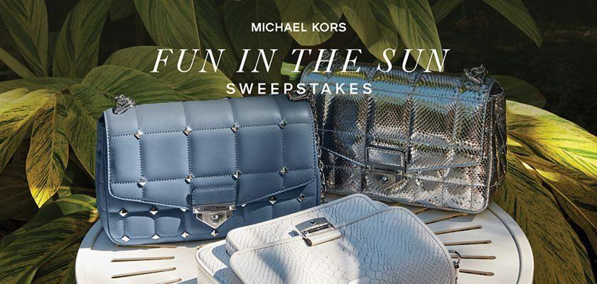 Michael Kors June Sweepstakes