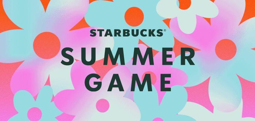 Starbucks Summer Game