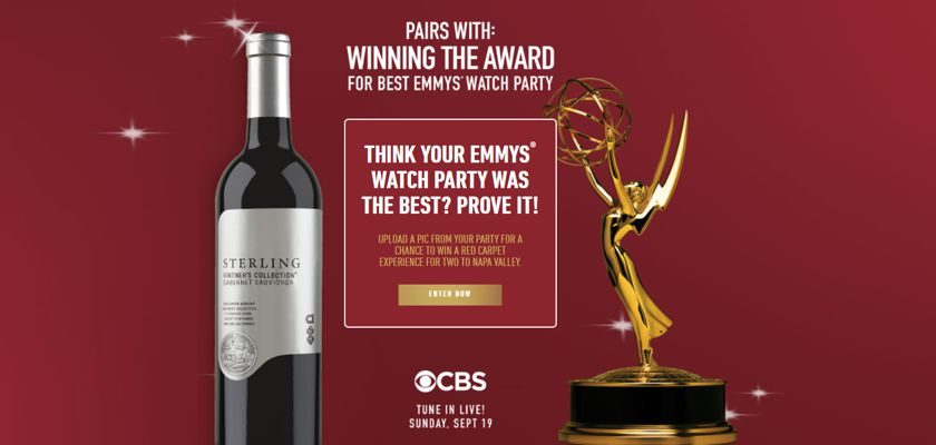 Emmys Awards Watch Party Sweepstakes
