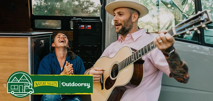Nature Valley Outdoorsy Sweepstakes