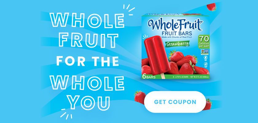 Whole Fruit $.50 OFF Coupon