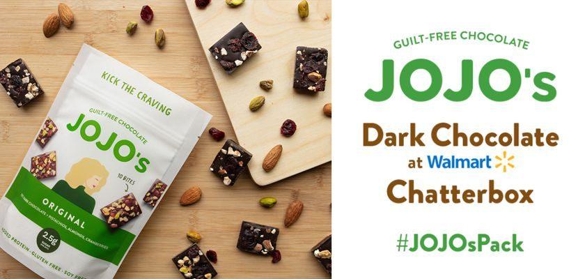 Free JOJO's Chocolate at Walmart Chatterbox Kit