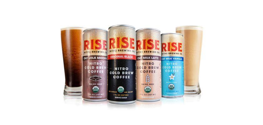 Free Rise Brewing Co. Nitro Cold Brew Coffee